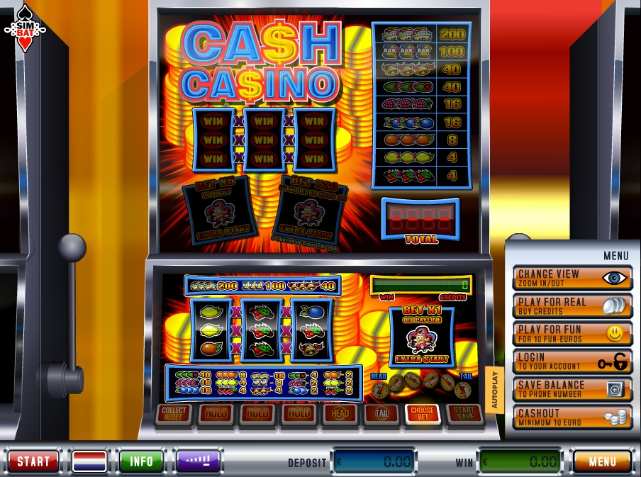 cash casino