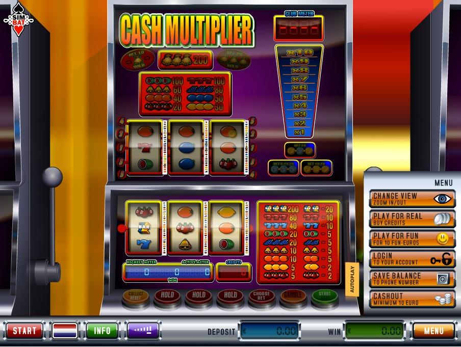 cash multiplier