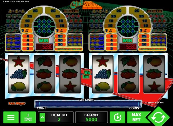Jackpot spin win