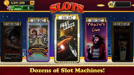 slots app screenshot